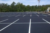 Parking Lot Paving and Striping by LinePro Striping