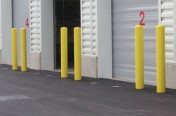 Parking Lot Bollards